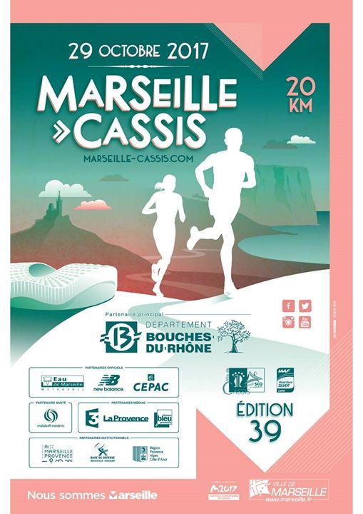 Aix en Foulées au village partenaires de Marseille Cassis 2017